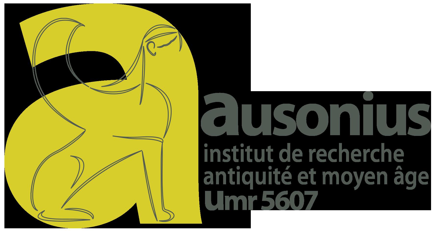 Logo de l'institut Ausonius